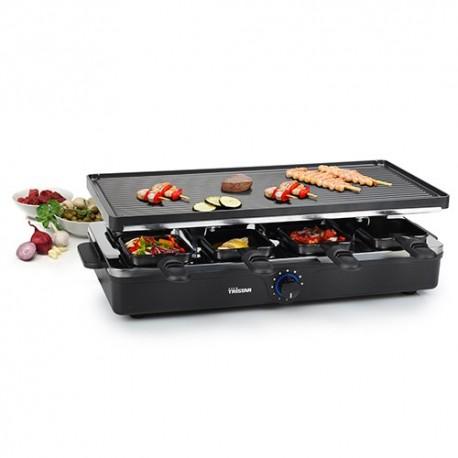 Grill per Raclette con 8 Tegami Tristar RA2995
