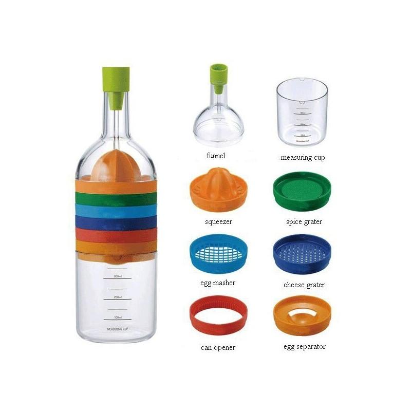 Bottiglia cook utensili da cucina toos lo shopping a for Utensili cucina online shop