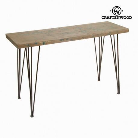 Tavolo con piedi di metallo