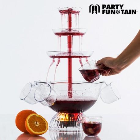 Fontana Illuminata per Cocktail Party Fun Tain