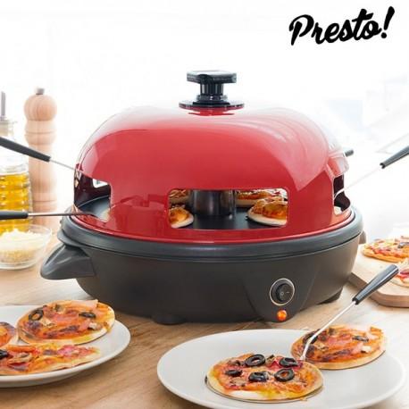 Forno per Pizzette Pizzini Forno Chef!