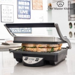 Griglia per Panini Chef Master Kitchen