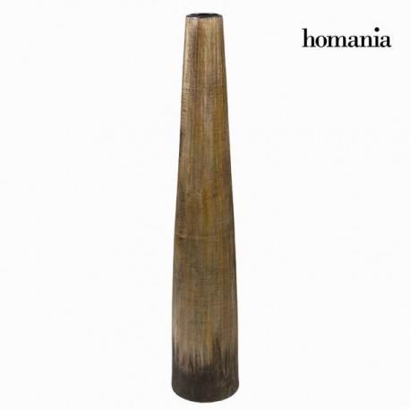 Vaso alto ceramica bronzo - Jungle Collezione