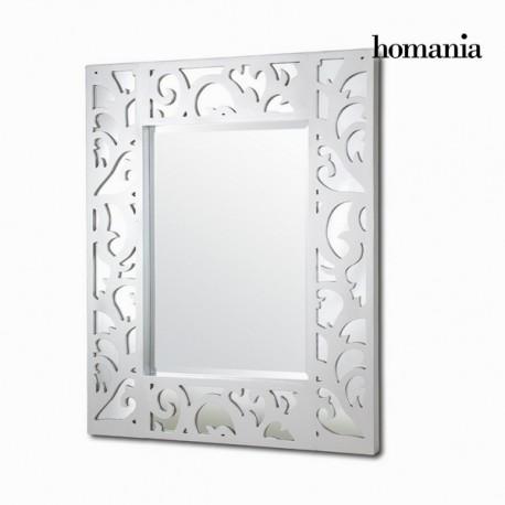 Specchio cornice bianca toos lo shopping a casa tua - Specchio cornice bianca ...