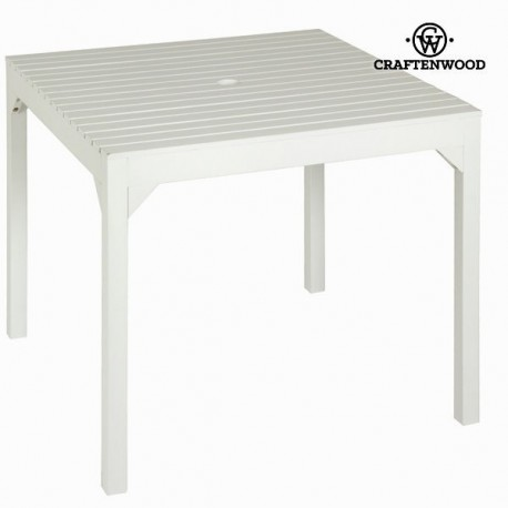 Tavolo quadrato per parasole