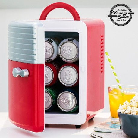 Mini-Frigo Vintage Retro 5 L