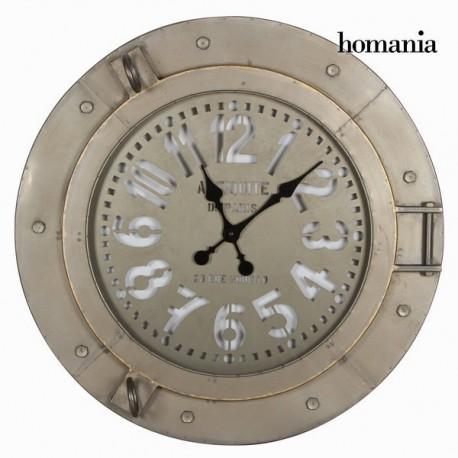 Orologio metallo grigio chiaro