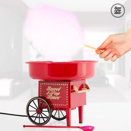Sweet & Pop Macchina Zucchero Filato