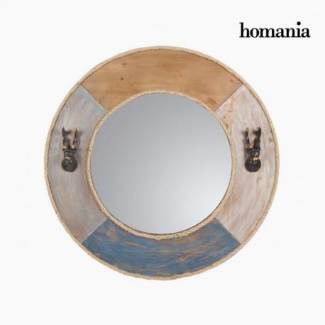 Specchio rotondo detallo