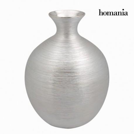 Vaso di ceramica argento - Jungle Collezione