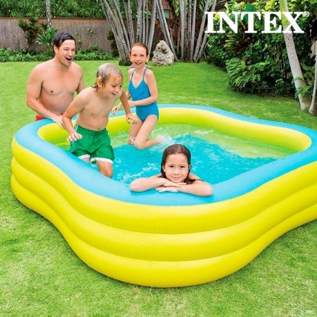 Piscina Gonfiabile Family Intex