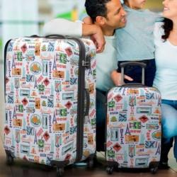 Set di valigie Fashion (3 pezzi)