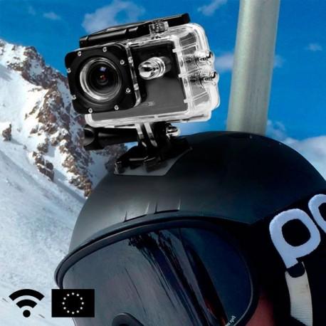 Videocamera Sportiva Wi-Fi GoFit