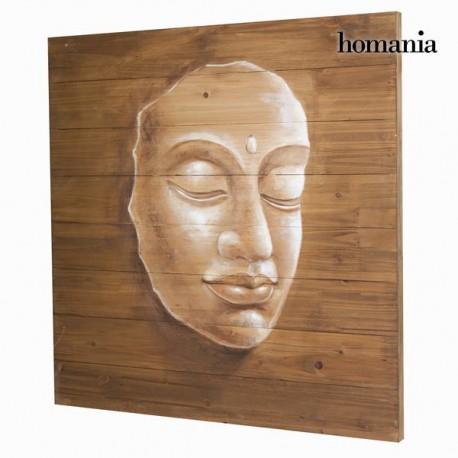 Dipinto su legno viso