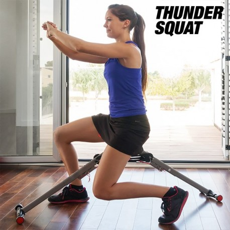 Apparecchio per il Rafforzamento Muscolare Thunder Squat