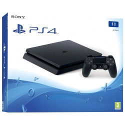 PlayStation 4 Slim 1TB D Chassis Black