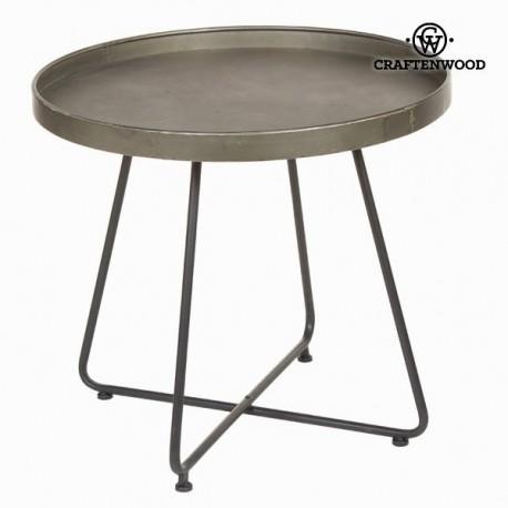 Tavolo di metallo ovale