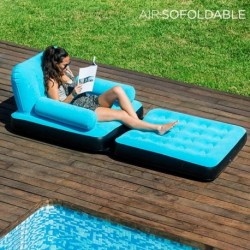 Poltrona Gonfiabile Allungabile AirSofoldable