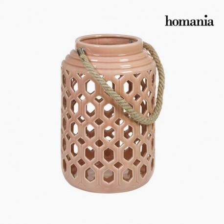 Faro di ceramica con manici