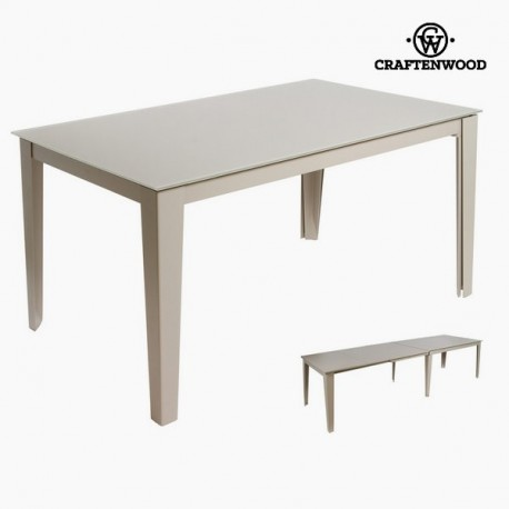 Tavolo allungabile grigio