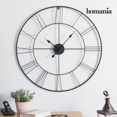 Orologio da Parete Roman Numbers XL Homania