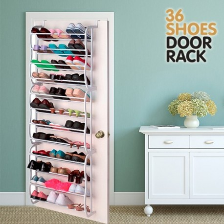 Scarpiera Door Rack (36 paia)