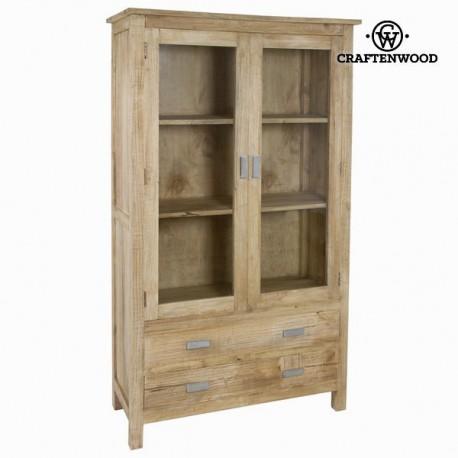 Vetrina 2 porte legno