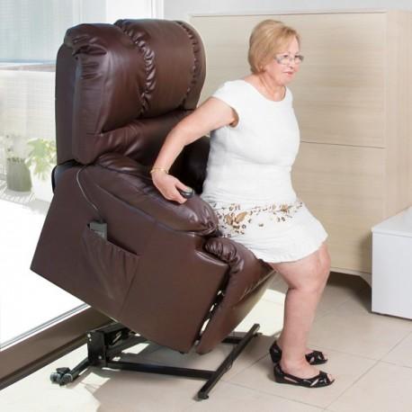 Poltrona Relax Alzapersona con Massaggio 6014