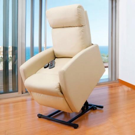 Poltrona Relax Massaggiante Alzapersona Craftenwood Compact 6007