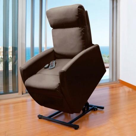 Poltrona Relax Massaggiante Alzapersona Compact 6008