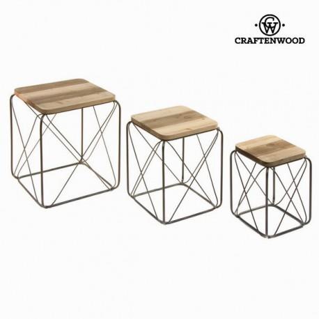 Tavolino accessorio set da 3