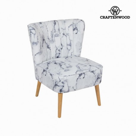 Sedia a sdraio tessuto marmoreo