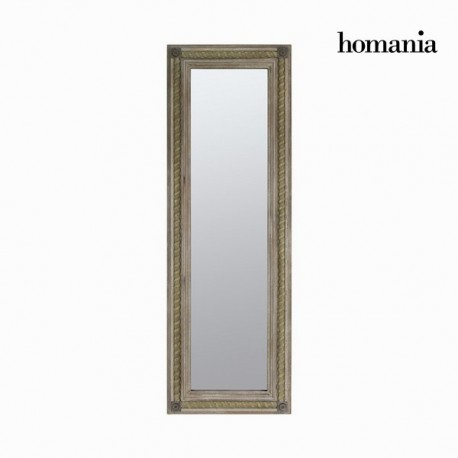 Specchio rettangolare colonna