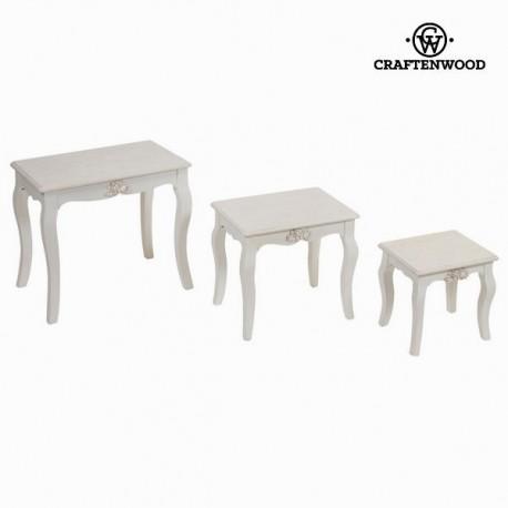 Set tre tavolini