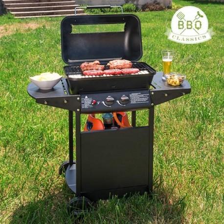 Barbecue a Gas con Grill BBQ Classics 1834VA